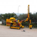 Machine de forage K40